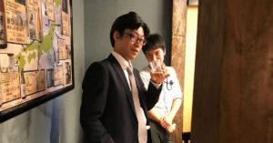 宮川さんと桜井さん