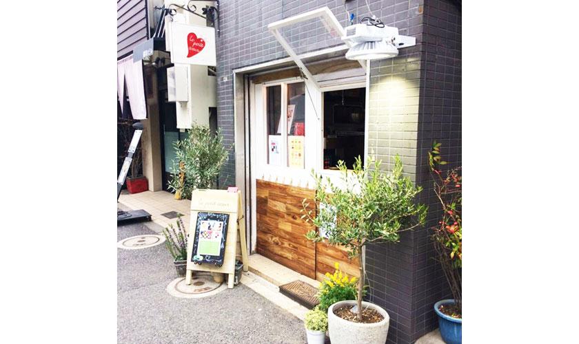 神田のマカロン屋さん「ル・プチ・クール」